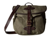 Filson Small Field Bag Otter Green 2 Bags Olive