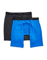 Jockey Two Pack Quad Shorts Assorted