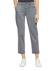 Calvin Klein Jeans Utility Cropped Pants Summit