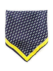 Fe Fe Fefe Eye Print Pocket Scarf