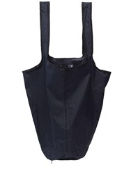 K Way Le Vrai 3.0 Packable Nylon Tote Bag Blue