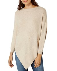 Karen Millen Angled Hem Sweater Neutral
