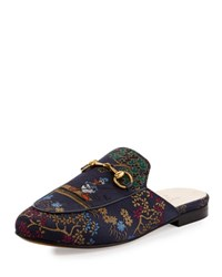 Gucci Princetown Donald Duck Horsebit Mule Purple