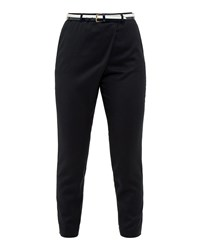 Ted Baker Tekla Semi Fitted Trousers Dark Blue