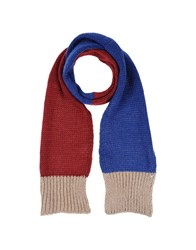 Patrizia Pepe Accessories Oblong Scarves Women Dark Blue