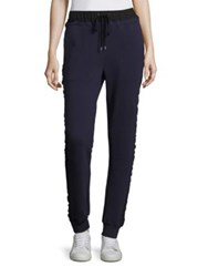 Public School Lucia French Terry Sweatpants Navy