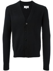Maison Martin Margiela Button Up Cardigan Black
