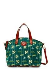 Dooney And Bourke Athletics Small Gabriella Green