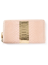 Sonia Rykiel 'Rafael' Wallet Pink And Purple