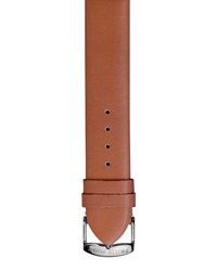 Philip Stein Teslar Philip Stein 18Mm Calfskin Watch Strap Light Brow