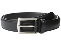 Stacy Adams 32Mm Full Grain Leather Top W Leather Lining Dress Belt Black Men's Belts