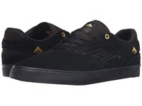Emerica The Reynolds Low Vulc Black Gold Men's Skate Shoes