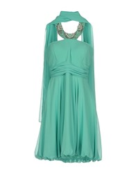 Bagatelle Short Dresses Light Green