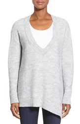 Women's Dex Oversize V Neck Sweater