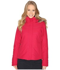 Obermeyer Tuscany Jacket Cerise Women's Coat Red