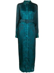 F.R.S For Restless Sleepers Belted Floral Gown 60