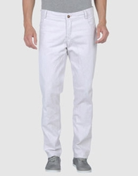Fabio Di Nicola Denim Pants Light Grey
