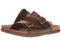 Born Pacho Dark Brown Men's Sandals