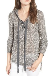 Rip Curl Women's Lace Up Hoodie