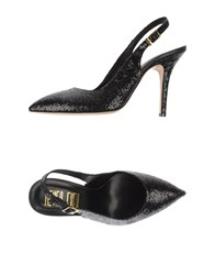 Never Ever Footwear Courts Women Black