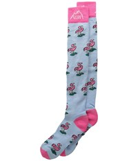 Vans Wiggins Snow Sock Flamingo Men's Knee High Socks Shoes Pink