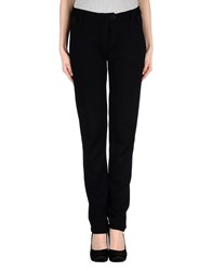 Twin Set Lingerie Trousers Casual Trousers Women Black