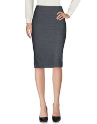 .. Merci 3 4 Length Skirts Grey