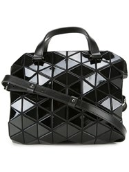 Issey Miyake Bao Bao Mini 'Boston' Shoulder Bag Black