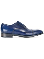 Paul Smith Classis Oxford Shoes Blue