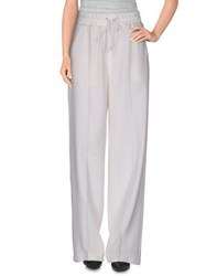 3.1 Phillip Lim Trousers Casual Trousers Women White