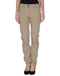 Thinple Casual Pants Sand