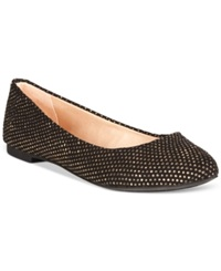 Zigi Soho Toniette Flats Women's Shoes Black Dot