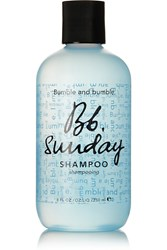 Bumble And Bumble Sunday Shampoo Colorless
