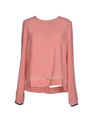 Liviana Conti Blouses Pastel Pink