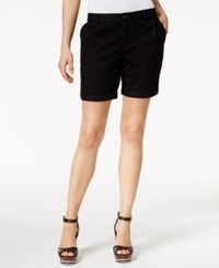 Tommy Hilfiger Relaxed Fit Cargo Shorts Black