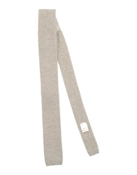 Altea Ties Light Grey