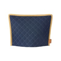 Ferm Living Quilted Tea Cosy Dark Blue