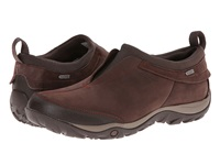 Merrell Dewbrook Moc Waterproof Brown Women's Slip On Shoes