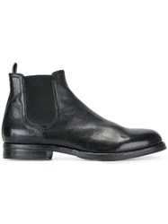 Pantanetti Chelsea Ankle Boots Black