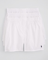 Polo Ralph Lauren Boxers Pack Of 3 White