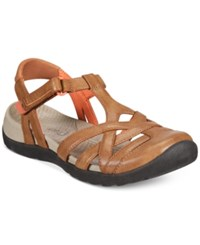 Bare Traps Fayda Outdoor Sandals Women's Shoes Brown