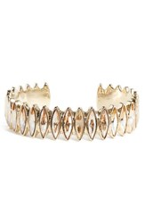 St. John Women's Collection Swarovski Crystal Cuff
