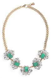 Sole Society Women's Stone Statement Necklace
