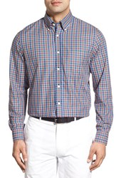 Men's Bobby Jones 'Austin' Regular Fit Long Sleeve Plaid Sport Shirt