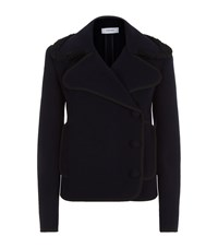 Carven Short Wool Jacket Female