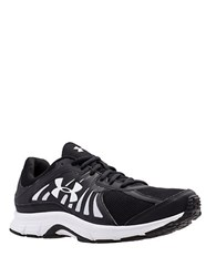 Under Armour Dash Running Shoes Black White