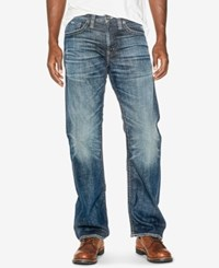 Silver Jeans Co. Zac Relaxed Dark Blue