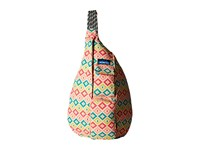 Kavu Rope Bag Spring Montage Backpack Bags Multi