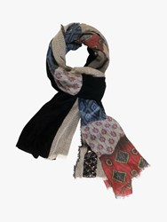 Chesca Patchwork Scarf
