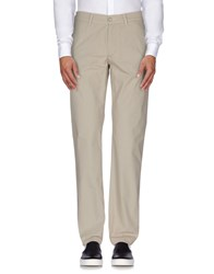 Trussardi Jeans Trousers Casual Trousers Men Light Grey